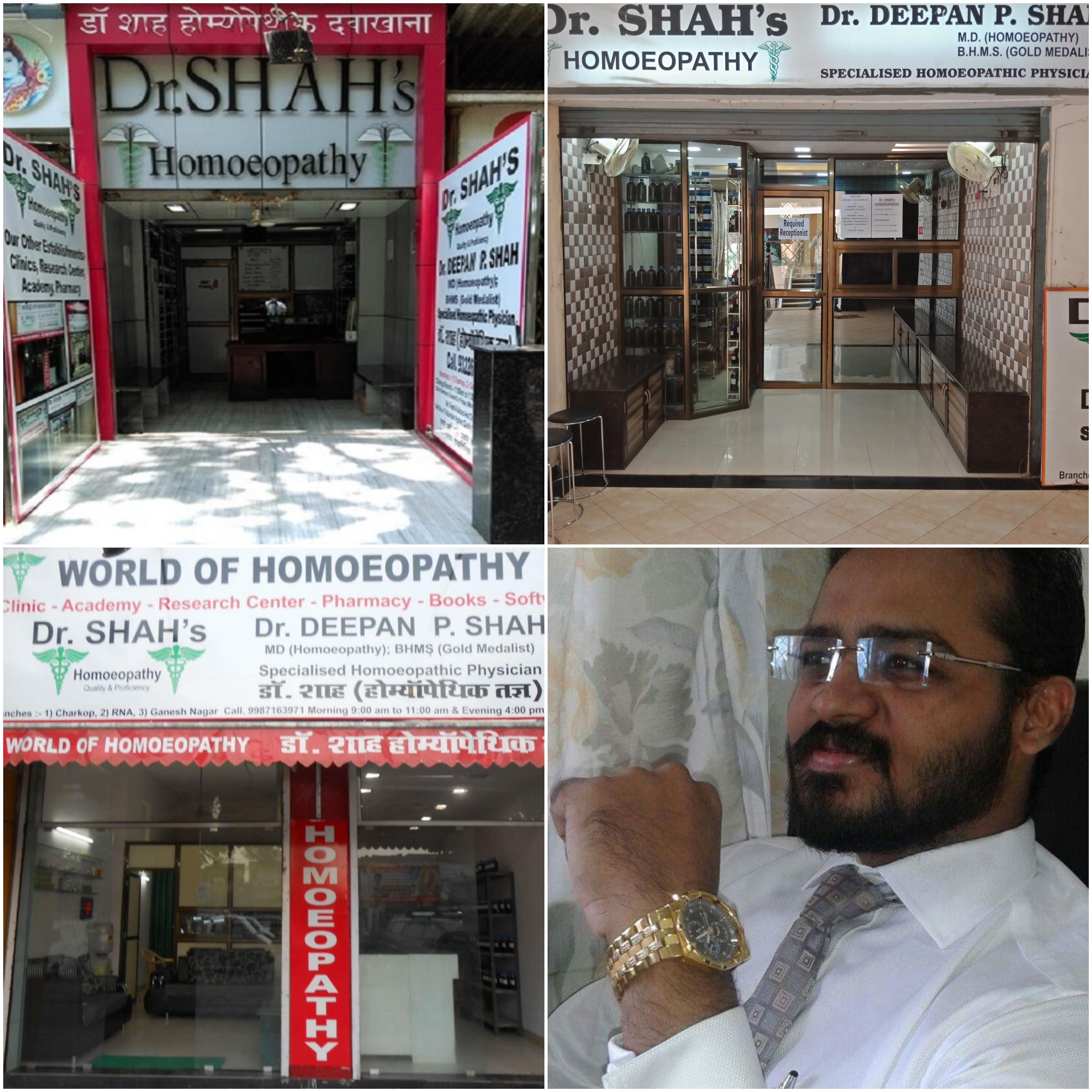Homeopathic Doctor Mumbai, MD, Dr SHAH Homeopathy Clinic Mumbai